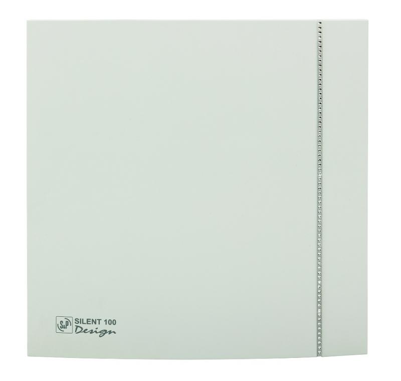 Silent 100 design cz swarovski white zp tn klapka for Decor 100 silent